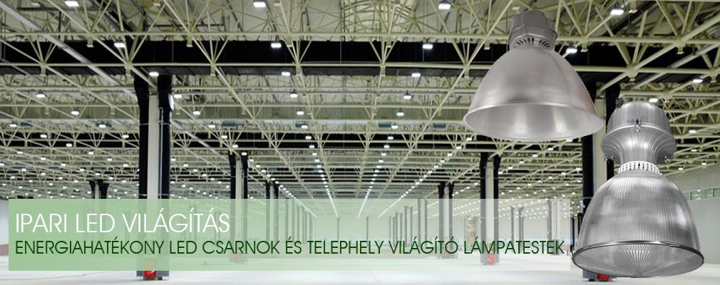 Ipari LED világítás