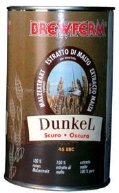 Dark 1,5 kg MALÁTAKIVONAT - Brewferm (314)