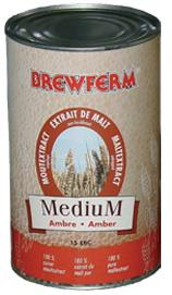 Medium 1,5 kg MALÁTAKIVONAT - Brewferm (401)