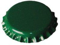 Söröskupak zöld színű 100db (294)