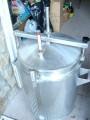 Dupla falú főzőüst 65 Literes (002)