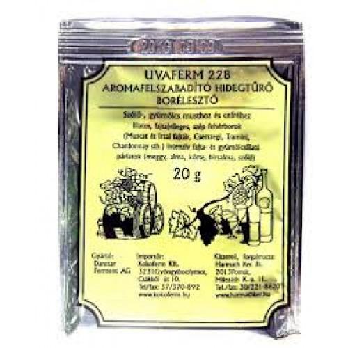 UVAFERM 228 hidegtűrő fajélesztő 20 g (762)