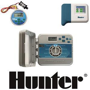 Hunter öntözésvezérlők