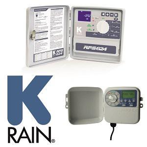 K-rain öntözésvezérlők