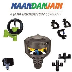 NaanDanJain mikroszórók, csatlakozók