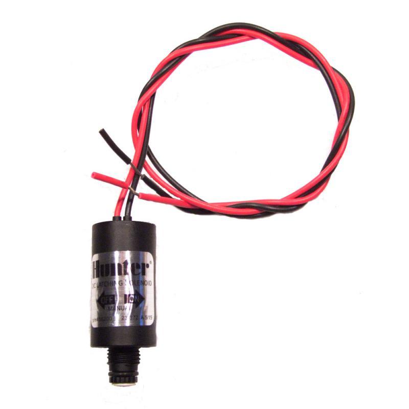 Hunter szolenoid H458200 Latch 9VDC