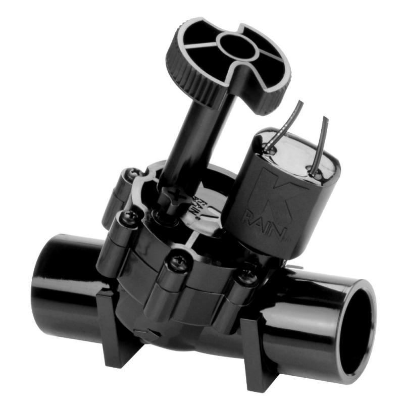 """K-Rain Pro 100 mágnesszelep 1""""BB szab. 0,2-8m3/h; 1,4-10bar"""