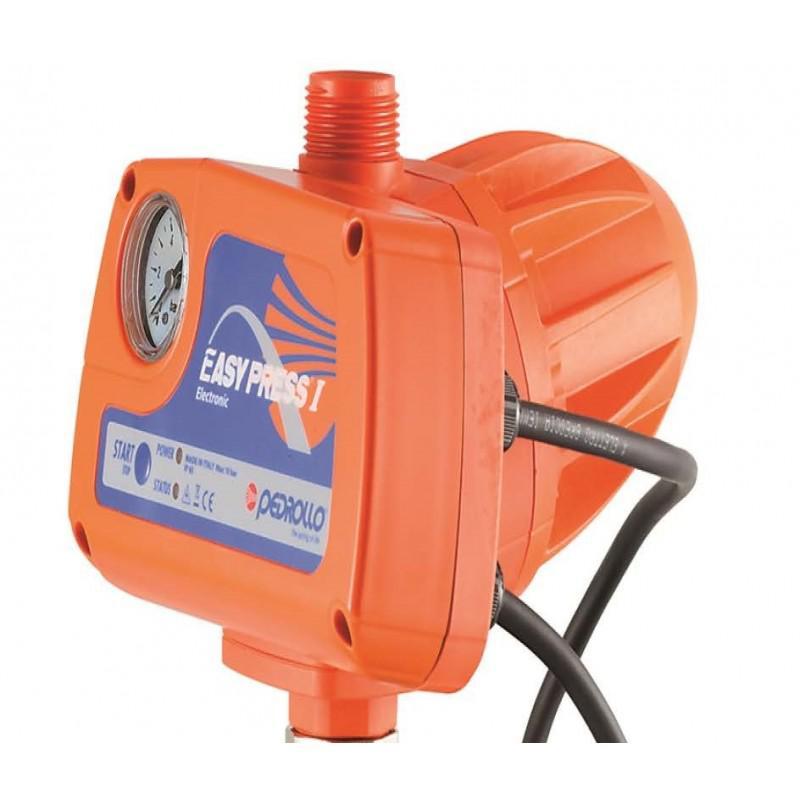 Pedrollo Easy Press áramláskapcsoló nyomásmérő órával