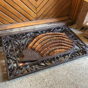 Kültéri szőnyeg / Lábtörlő