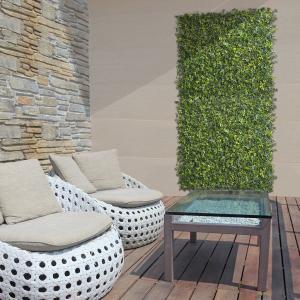 Zöldnövény falak / Műsövények
