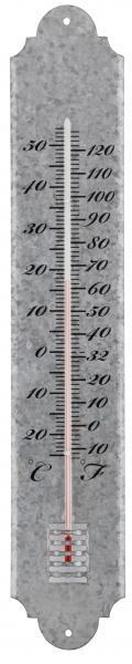 Cink hőmérő nagy