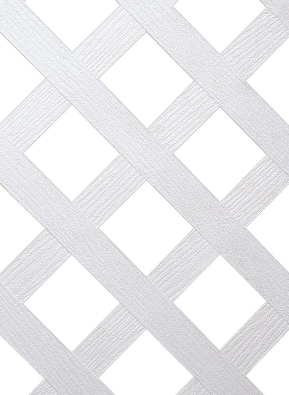Dekoratív fém panel Fehér CLASSIC