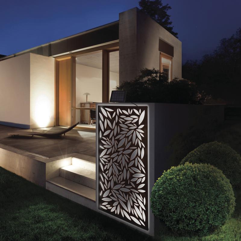Dekoratív fém szolár panel SOLART PANEL