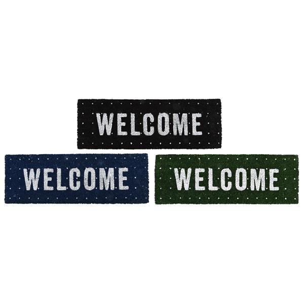 Lábtörlő welcome hosszúkás