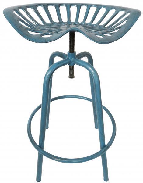 Traktor szék Kék