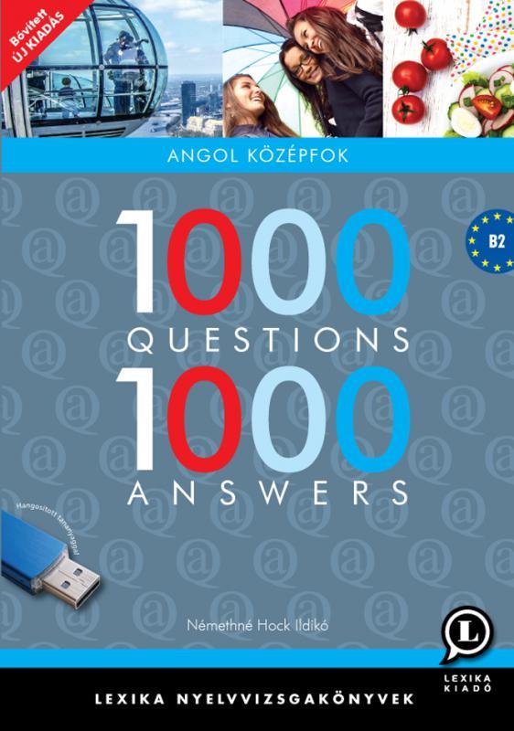 1000 questions 1000 answers angol középfok