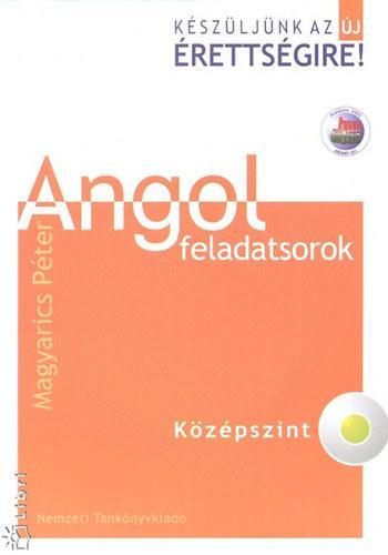 Angol Feladatsorok Középszint + CD