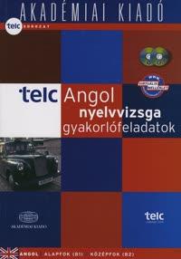 TELC angol gyakorlófeladatok (CD + letölthető hanganyag melléklettel)