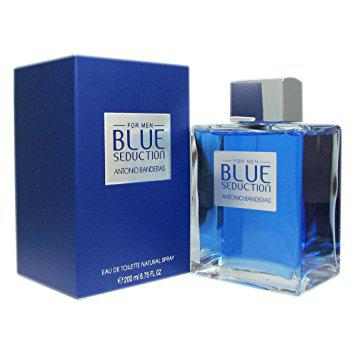 Antonio Banderas Blue Seduction EDT 100ml Férfi parfüm