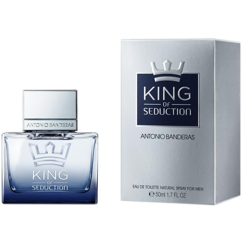 Antonio Banderas King of Seduction EDT 50 ml Férfi parfüm