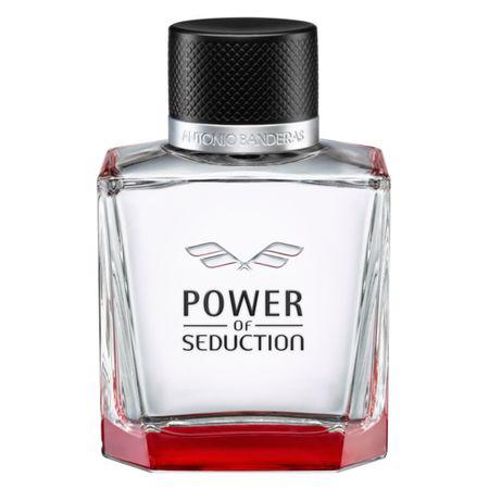 Antonio Banderas Power of Seduction  EDT 100 ml férfi parfüm