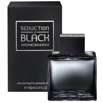 Antonio Banderas Seduction in Black EDT 50ml