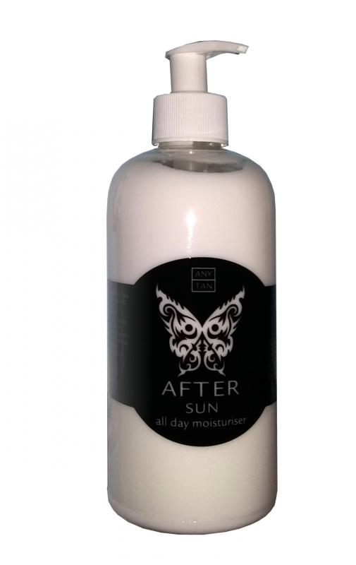 Any Tan After 500ml