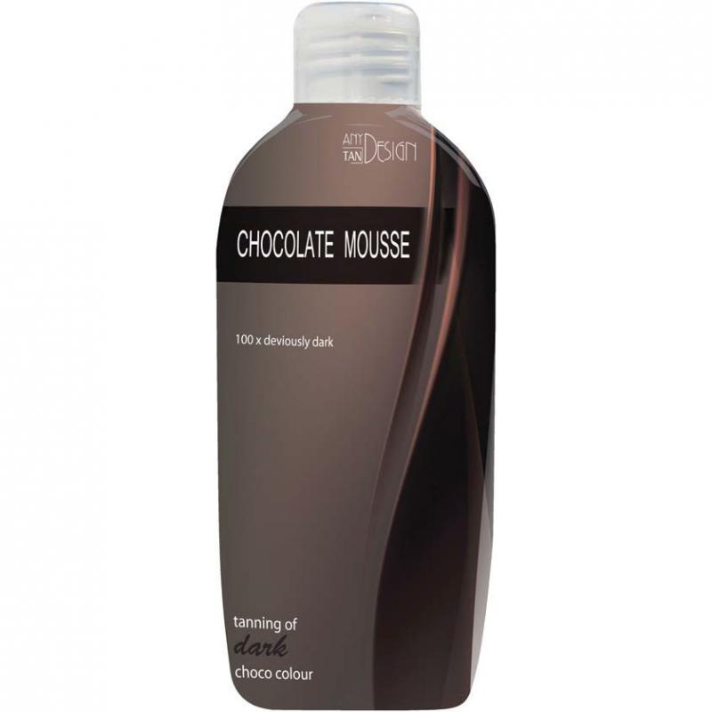 Any Tan Chocolate Mousse 250ml