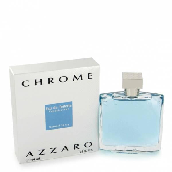 Azzaro Chrome EDT 200 ml Férfi parfüm