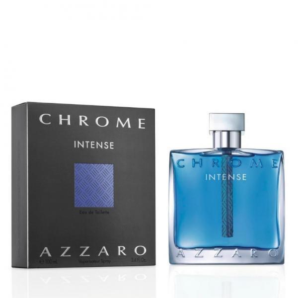 Azzaro Chrome Intense EDT 100 ml Férfi parfüm
