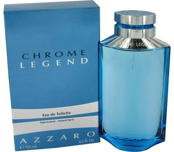 Azzaro Chrome Legend EDT 125 ml Férfi parfüm