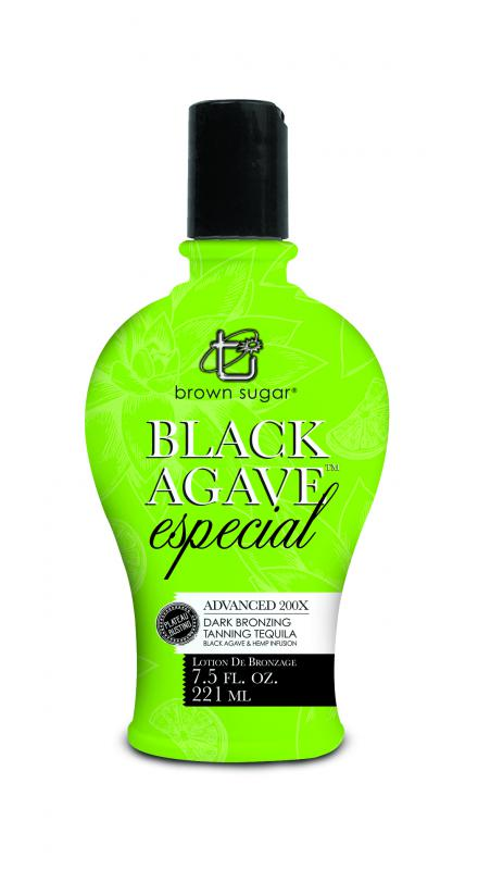 BLACK AGAVE especial 200x  221ml