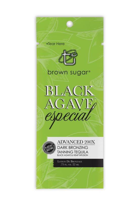 BLACK AGAVE especial 200x  22ml