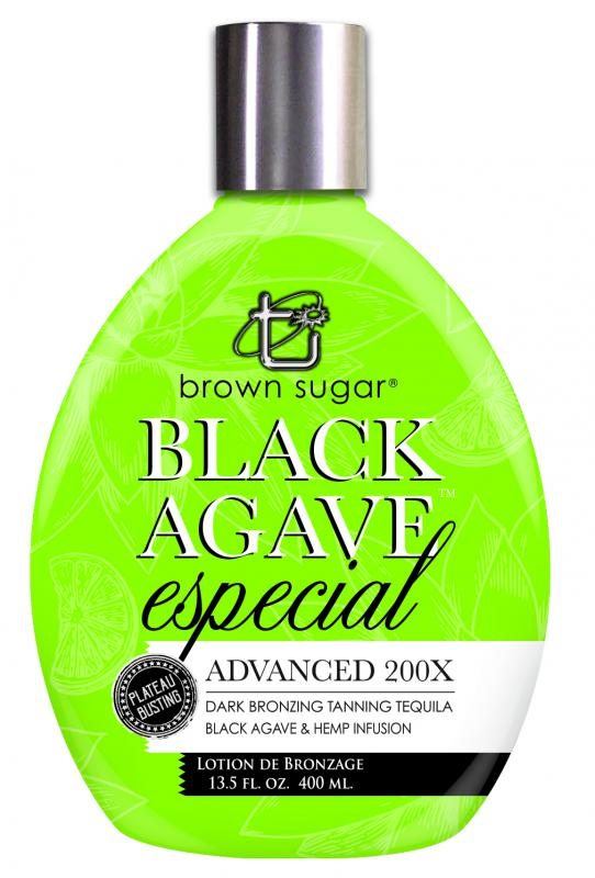 BLACK AGAVE especial 200x  400ml