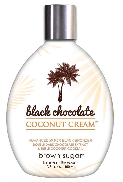 Black Chocolate Coconut Cream 200x 400ml 2016. Új!