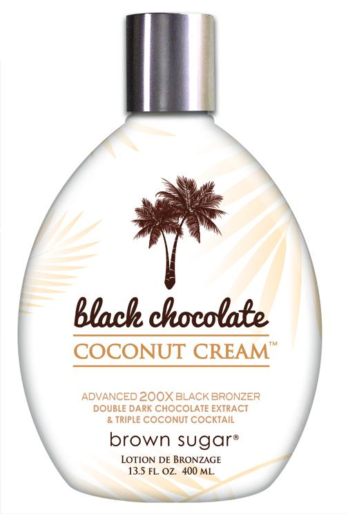 Black Chocolate Coconut Cream 200x 400ml-Kifutó termék!