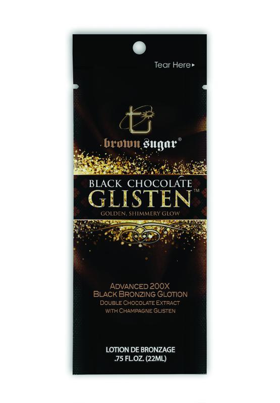 Black Chocolate Glisten 200x 22ml