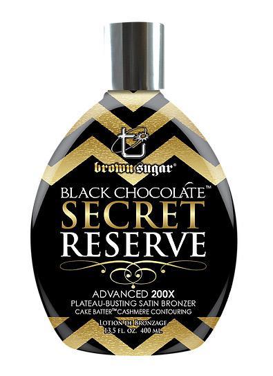 BLACK CHOCOLATE SECRET RESERVE 200x 400ml 2018. Új!