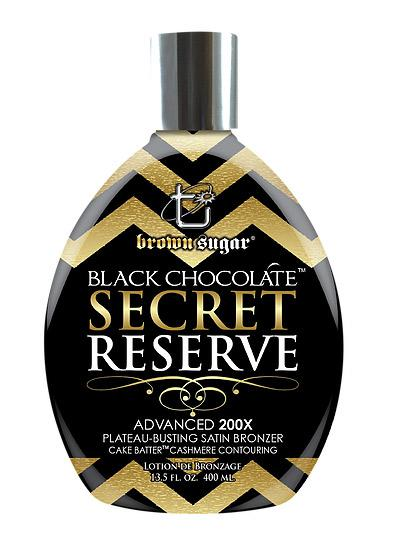 BLACK CHOCOLATE SECRET RESERVE 200x 400ml