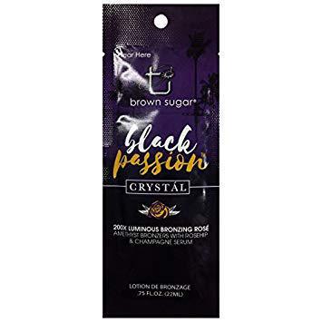 BLACK PASSION CRYSTAL 200x 22ml