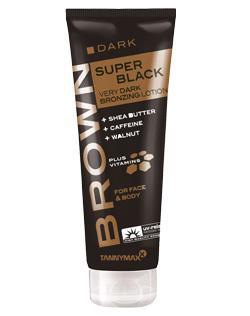Brown Super Black Very Dark Bronzing 125ml