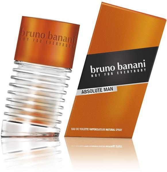 bruno banani Absolute Man EDT 50ml Férfi parfüm