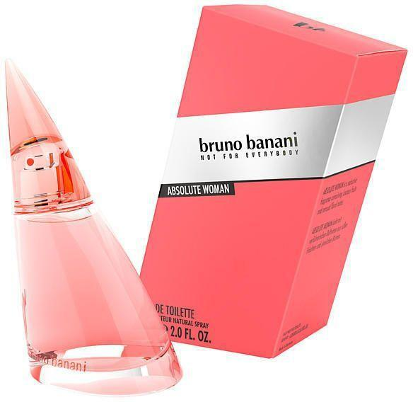 bruno banani Absolute Woman EDT 60ml Női parfüm
