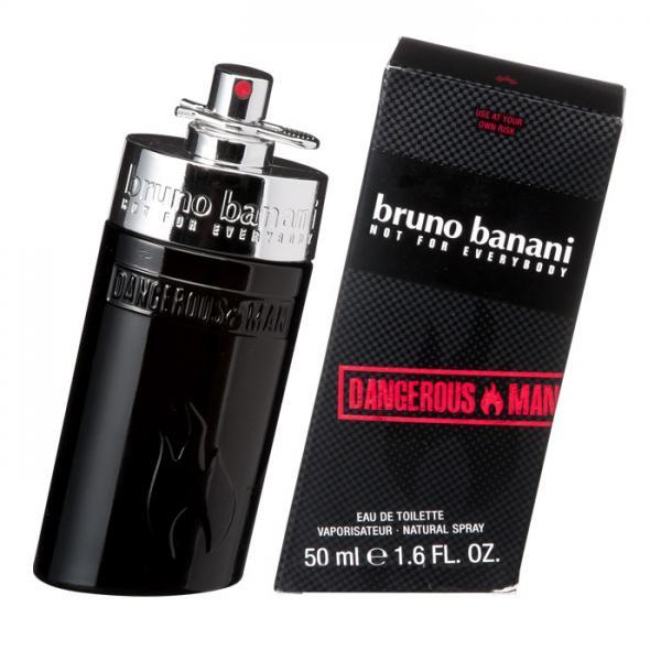bruno banani Dangerous Man EDT 50ml Férfi parfüm