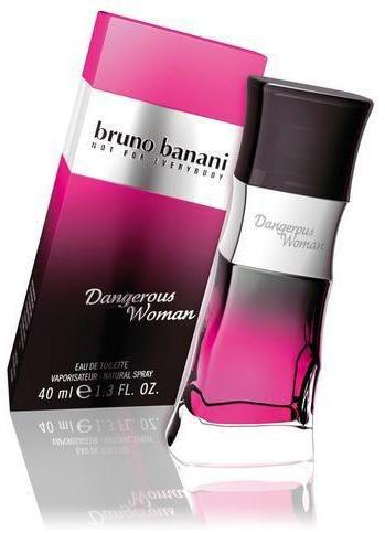 bruno banani Dangerous Woman EDT 20ml Női parfüm