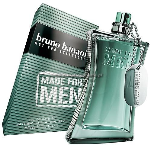bruno banani Made for Men EDT 50ml Férfi parfüm