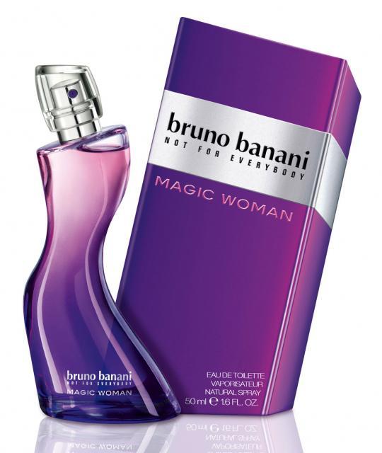 bruno banani Magic Woman EDT 20ml Női parfüm