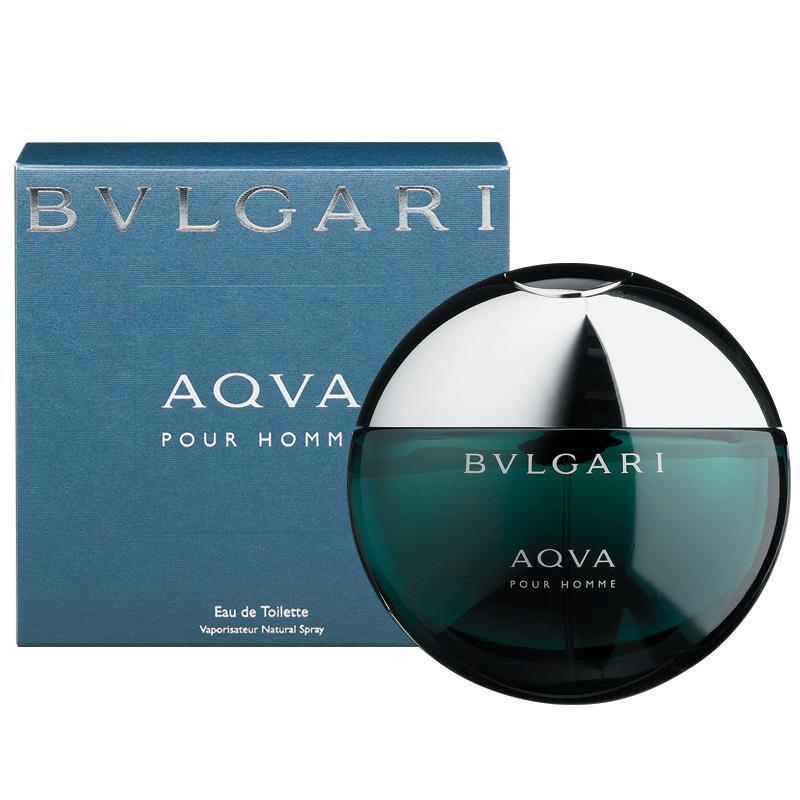 BVLGARI - AQVA POUR HOMME (50ML) - EDT Férfi parfüm