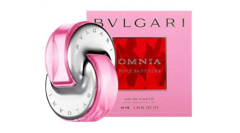 Bvlgari Omnia Pink Sapphire EDT 25ml Női parfüm