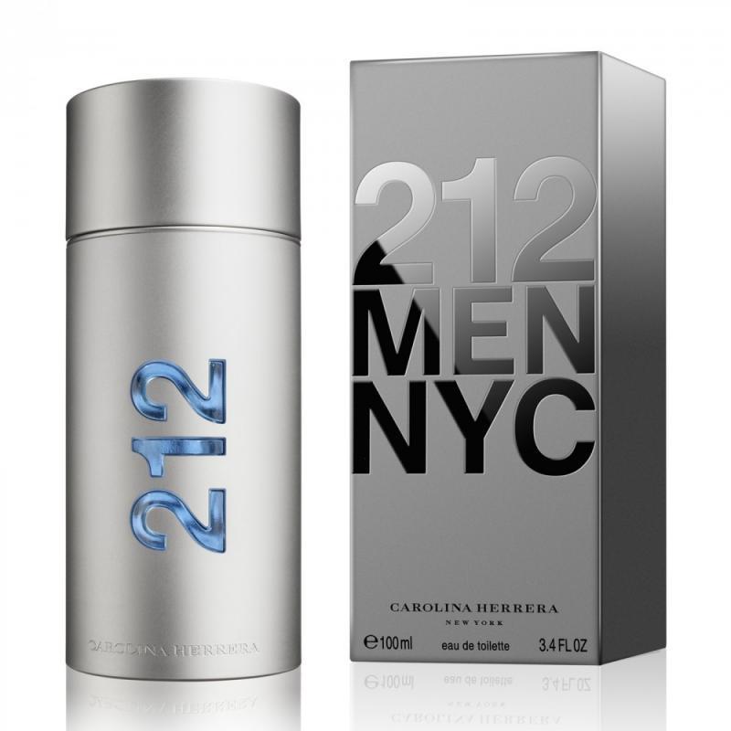 Carolina Herrera 212 Men NYC EDT 100 ml Férfi parfüm